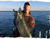 Osprey Charter Fishing will help you catch Big Fish!